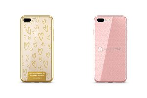 Apple iPhone 7 PlusTPU Electroplated