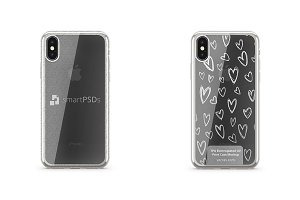 Apple iPhone X TPU Electroplated