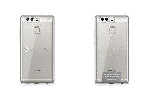 Huawei P9 TPU Electroplated Case