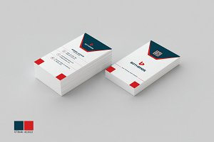 Business Card Template 10