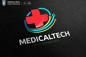 Madical Tech Logo