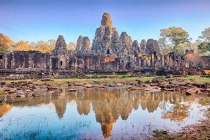 Temples of Angkor, Cambodia