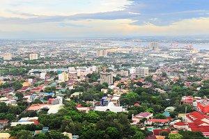 Cebu panorama (Philippines)