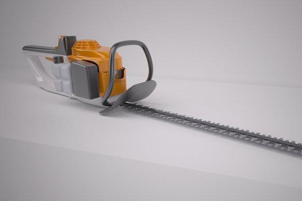 3D Appliances: Graphics834 - Hedge Trimmer