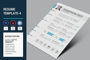 Resume Template-4