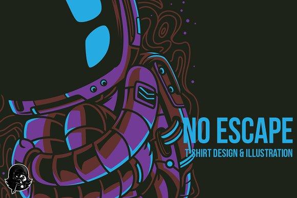 No Escape Illustration
