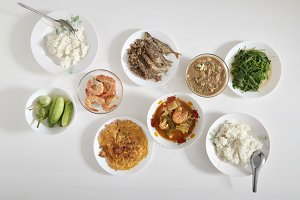 food for good health with Thai