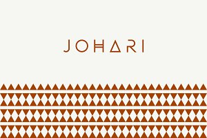 Johari | Inspired By Africa
