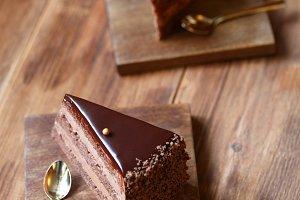 """Chocolate """"Praga"""" Cake"""
