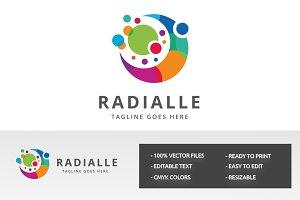 Radialle Logo