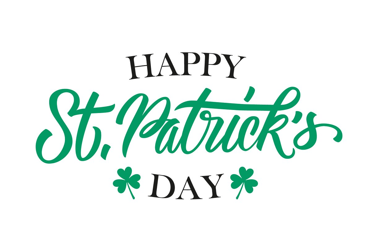 Happy St. Patrick's Day in Graphics - product preview 8