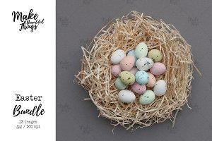 Easter stock photo bundle / #9354