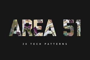 Area 51 Tech Patterns