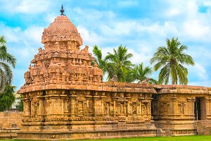 Hindu Temple dedicated to Shiva