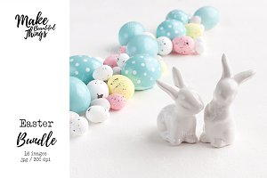 Easter stock photo bundle / #9355
