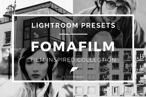 Foma Film Lightroom Presets Theme