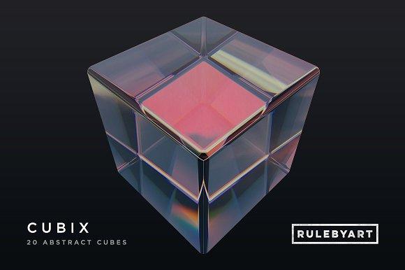 Cubix 3D Cubes