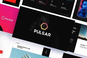 Pulsar Powerpoint Presentation