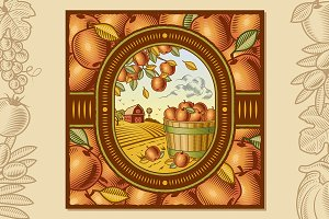 Apple Harvest  Design
