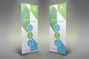 Business Roll Up Banner #090