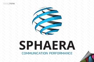 Sphere Swoosh Logo