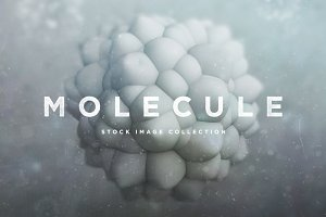 3D Molecule Objects