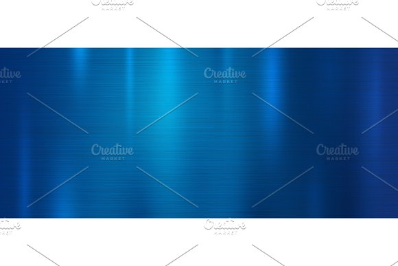 Blue metal texture background in Textures