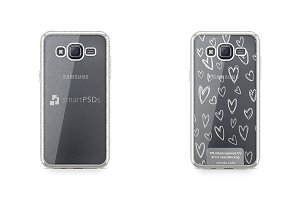 Galaxy J5 TPU Electroplated Case