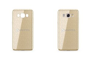 Galaxy J5 2016 TPU Electroplated