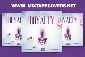 Royalty MIXTAPE COVER