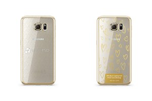 Galaxy S6 TPU Electroplated Case