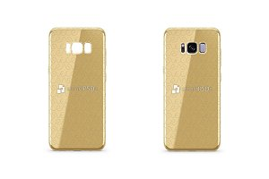 Galaxy S8 TPU Electroplated Case