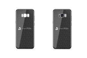 Galaxy S8 Plus TPU Electroplated