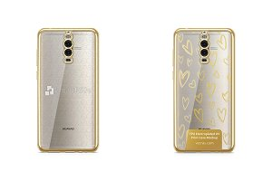 Huawei Mate 9 TPU Electroplated Case