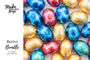 Easter stock photo bundle / #9356