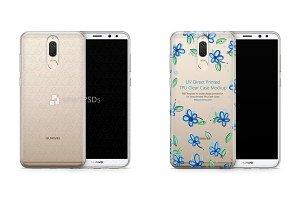 Huawei Mate 10 Lite UV TPU Clear