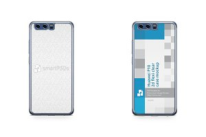 Huawei P10 2d Flexi Clear Case