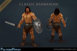 Heroes - Classic Barbarian