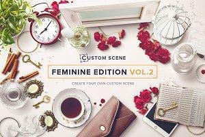 Feminine Ed. Vol. 2 - Custom Scene