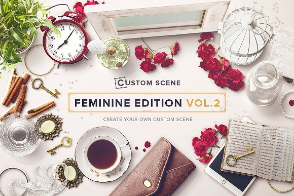 Download Feminine Ed. Vol. 2 - Custom Scene