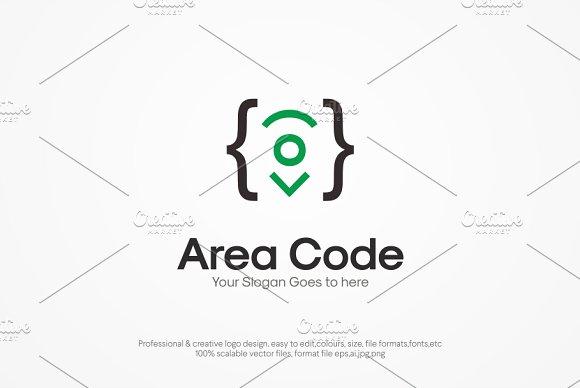 Area Code Logo