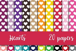 Heart Digital Paper