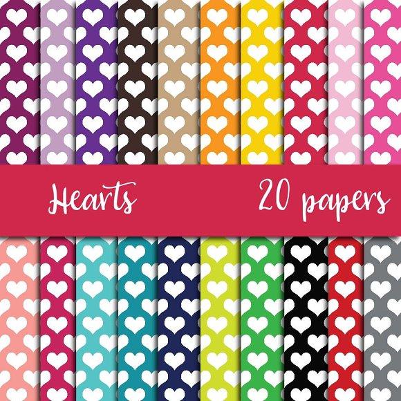 Heart Digital Paper