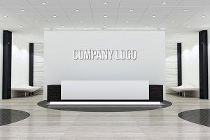 Office Branding Mockup v4