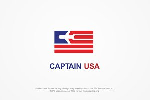 Captain Aviation Logo