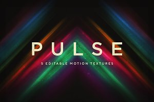 Pulse Photoshop Template Textures