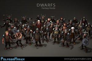 Fantasy Horde - Dwarfs