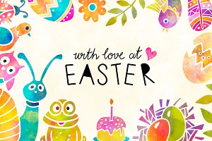 With Love at Easter