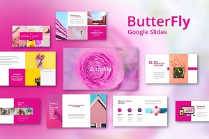 ButterFly Google Slides