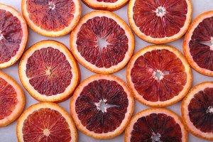 Orange fruit. Background with Orange